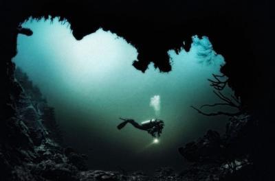 Пещерный дайвинг, или Как умереть красиво